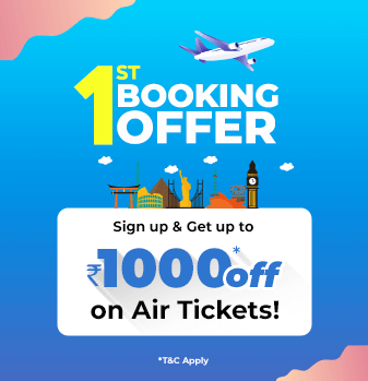 12% discount (max Rs.1000) on flight booking